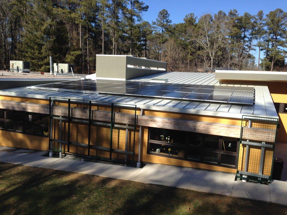 Carolina Friends School  Durham, North Carolina
