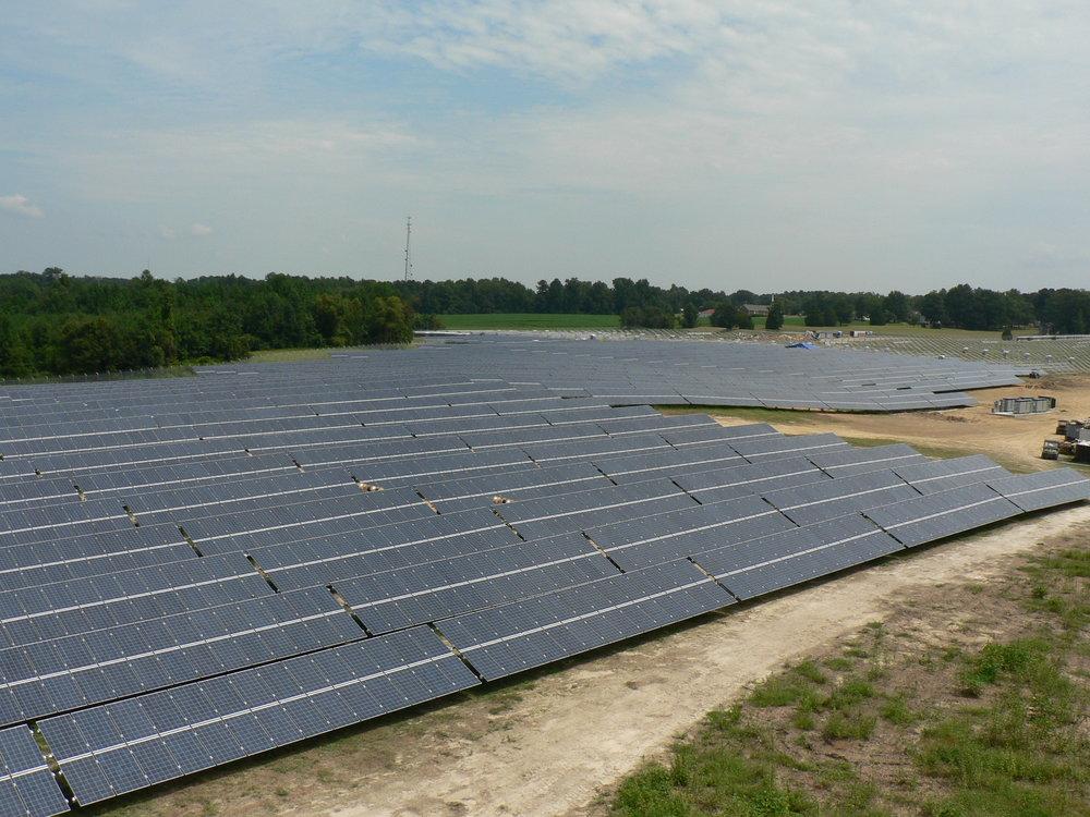 Progress Solar One  Bunn, NC