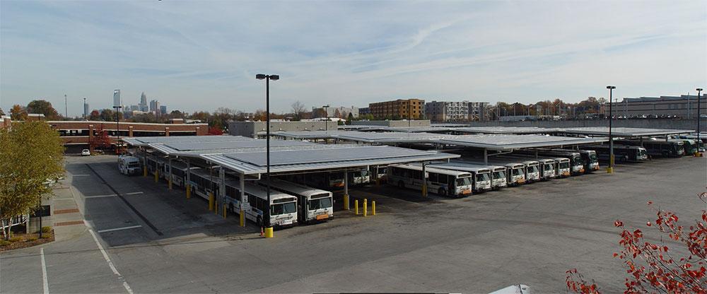 CATS Bus Maintenance Facility