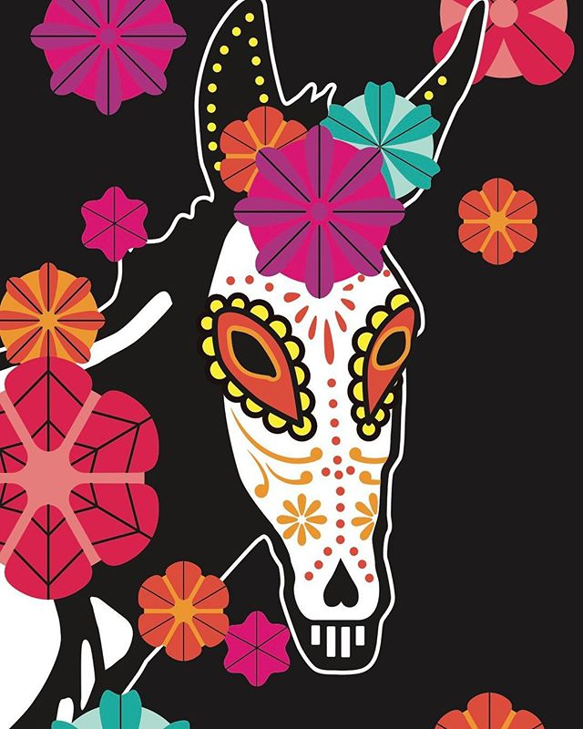 Are you as ready to play dress up on 10/31 as we are? 👻🐴  Our Day of the Dead themed party has all-you-can-drink @montelobos mezcal & @altostequila cocktails and @monopolio.cerveza beer plus a whole suckling pig taco bar, mole chicken nachos, mushroom tostadas and endless bites from the kitchen. 🌮🍹  Visit the #linkinbio to snag your $55 tickets and check out the full menu. Halloween, 9pm-1am 🎟