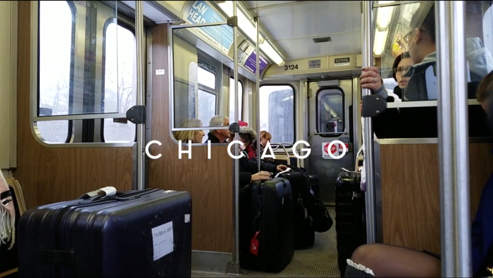 Vlog: A Day in Downtown Chicago