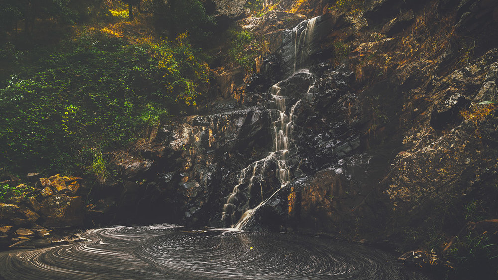 Ingalalla Falls, SA