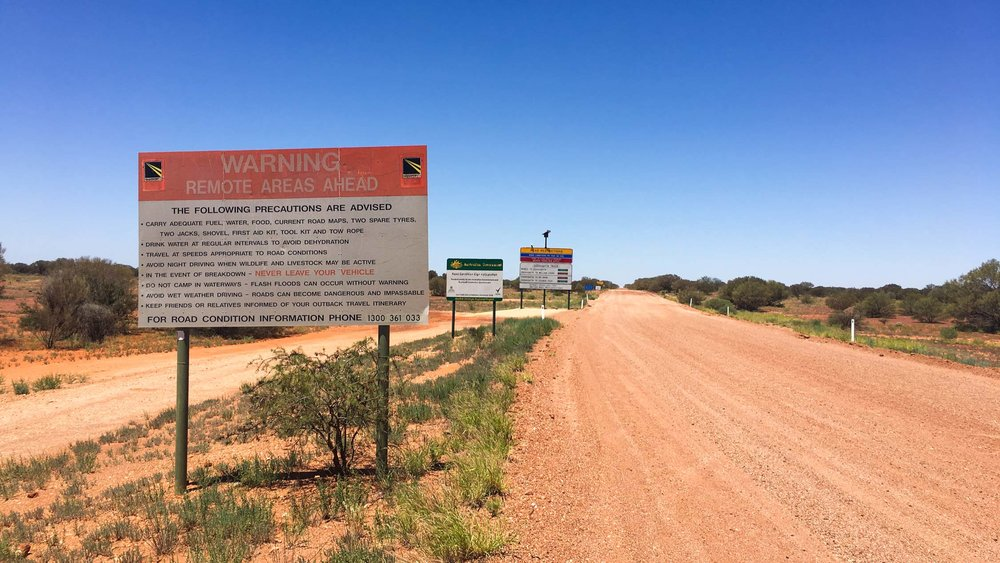 Oodnadatta Track, SA