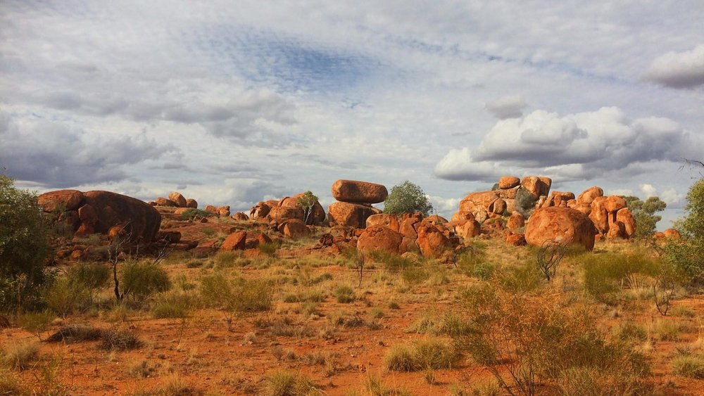 Devils Marbles, NT