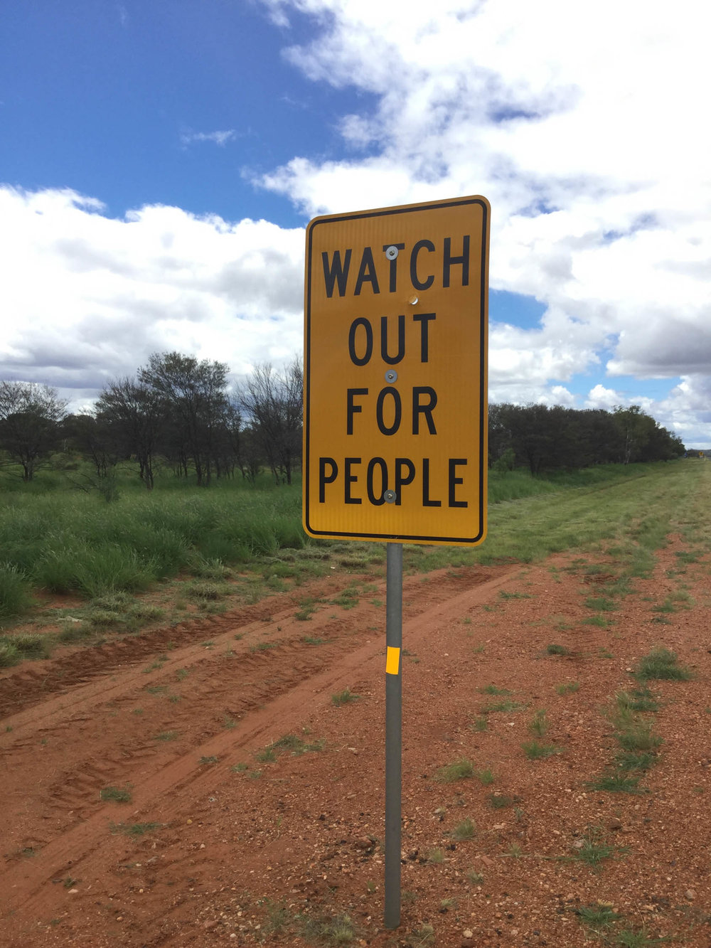 Interesting Sign, NT
