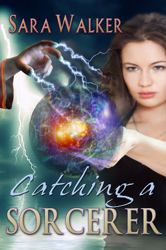 CATCHING A SORCERER Cover Reveal