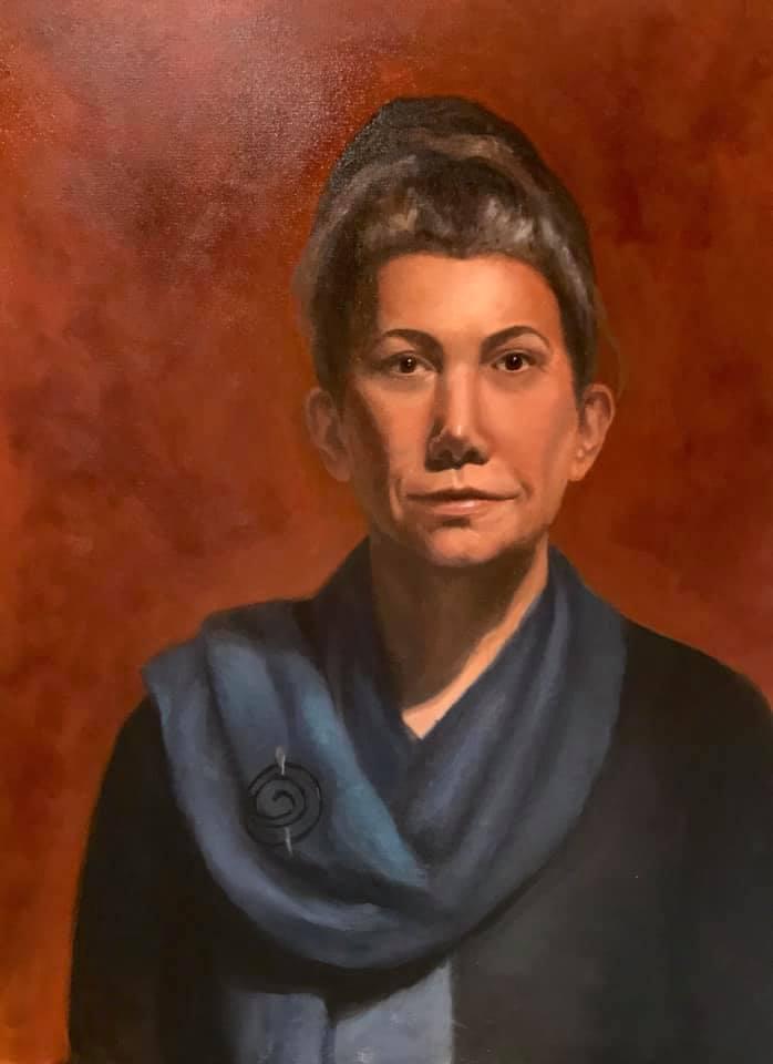 Student's Self Portrait