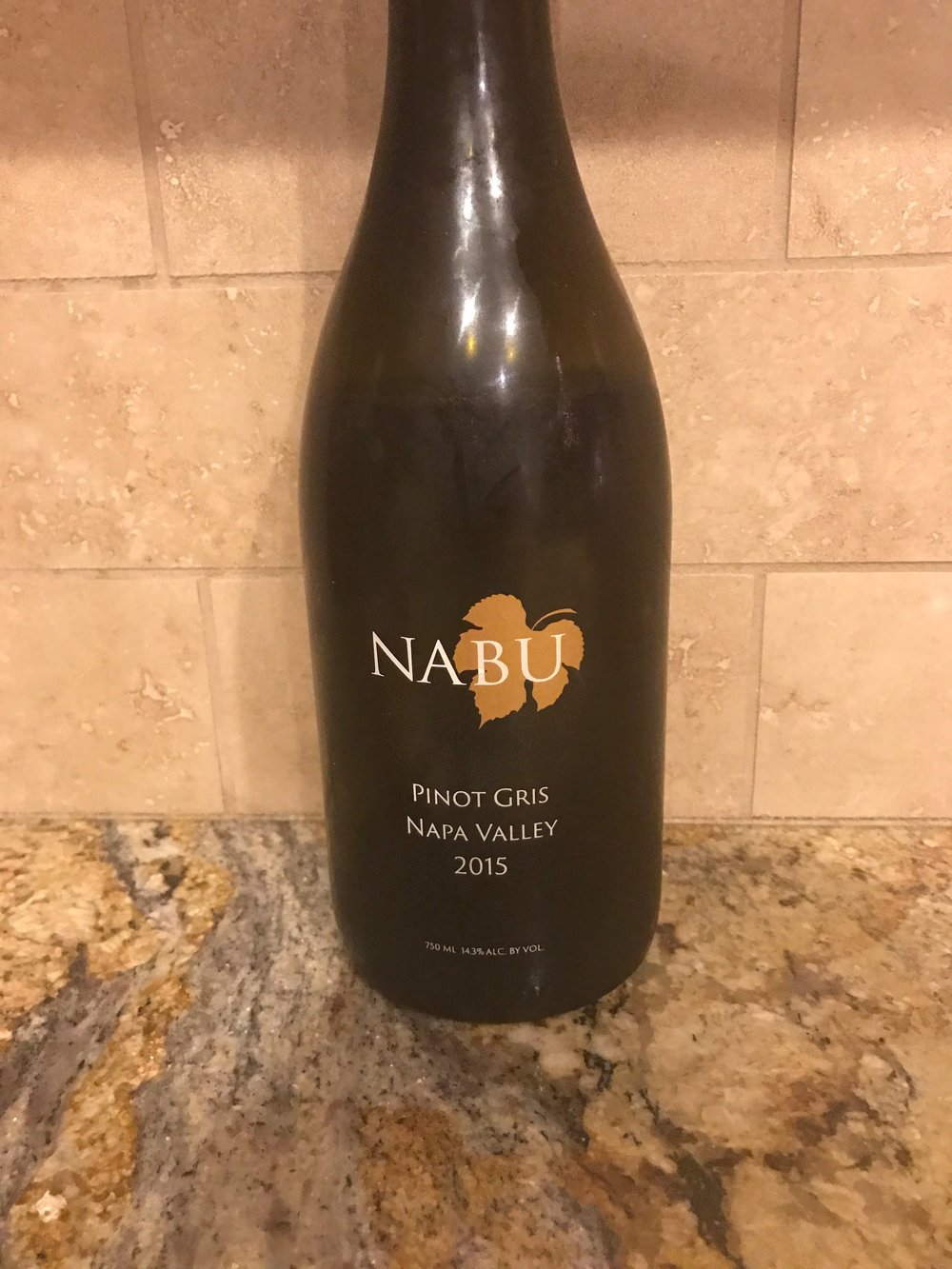 This is one of my favorite white wines, a smooth fruity sweet flavor with a very clean finish. Pairs well with chocolate chip cookies.