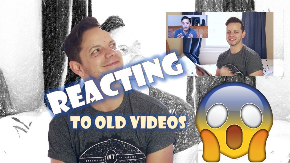 Ryan reflects on his YouTube career, reacting to old videos      Released 15/07/18