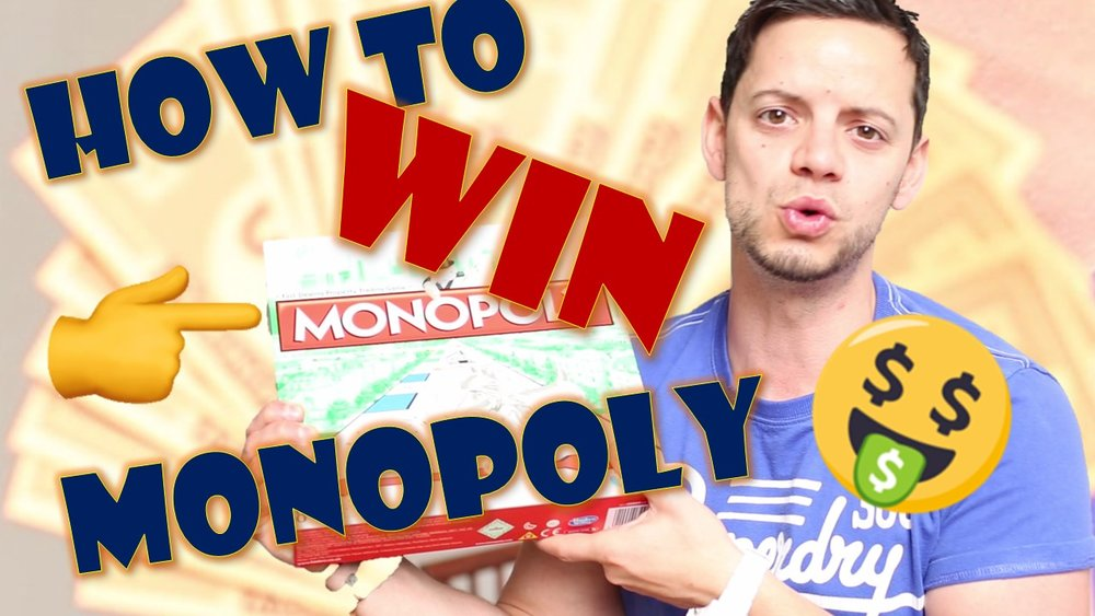 Ryan #Ryano does a gaming video with Monopoly against himself.      Released 08/02/1 8