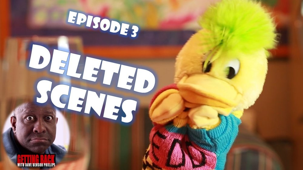 EPISODE 3 DELETED SCENES      Released 16/11/17      The bits that hit the cutting room floor.