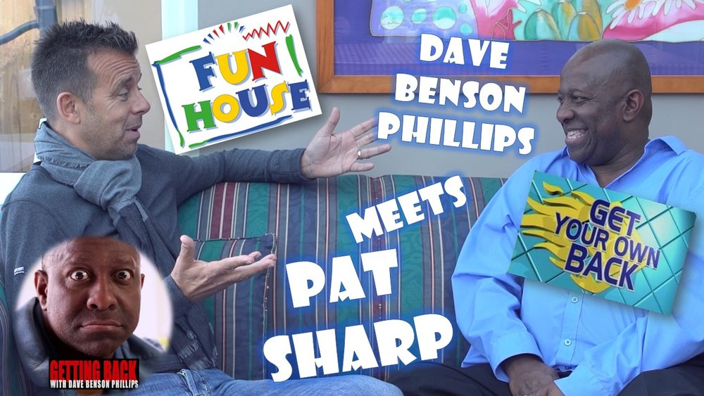 Pat Sharp and Dave Benson Phillips interview each other      Released 21/10/18