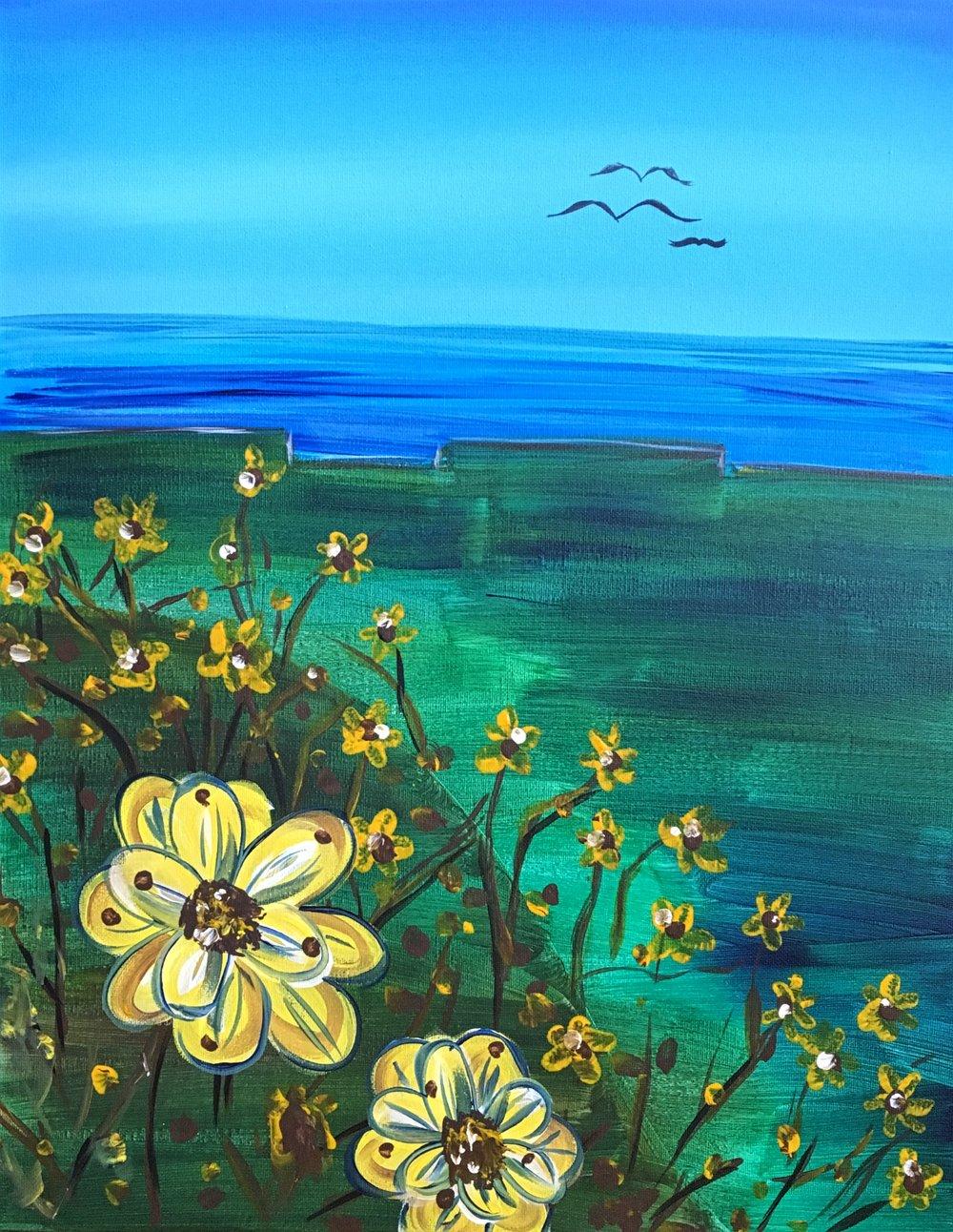 Oceanside Spring