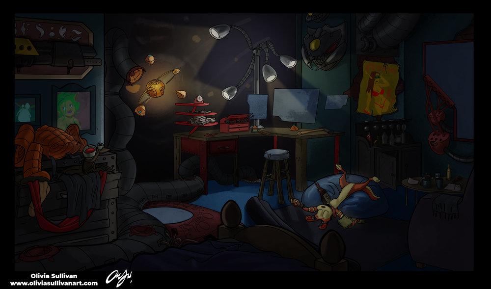 Jak and Daxter Fan Art