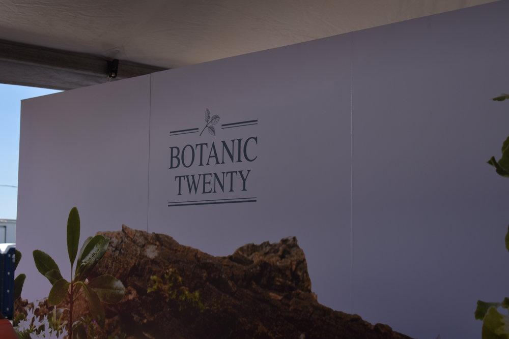 Botanic Twenty Booth