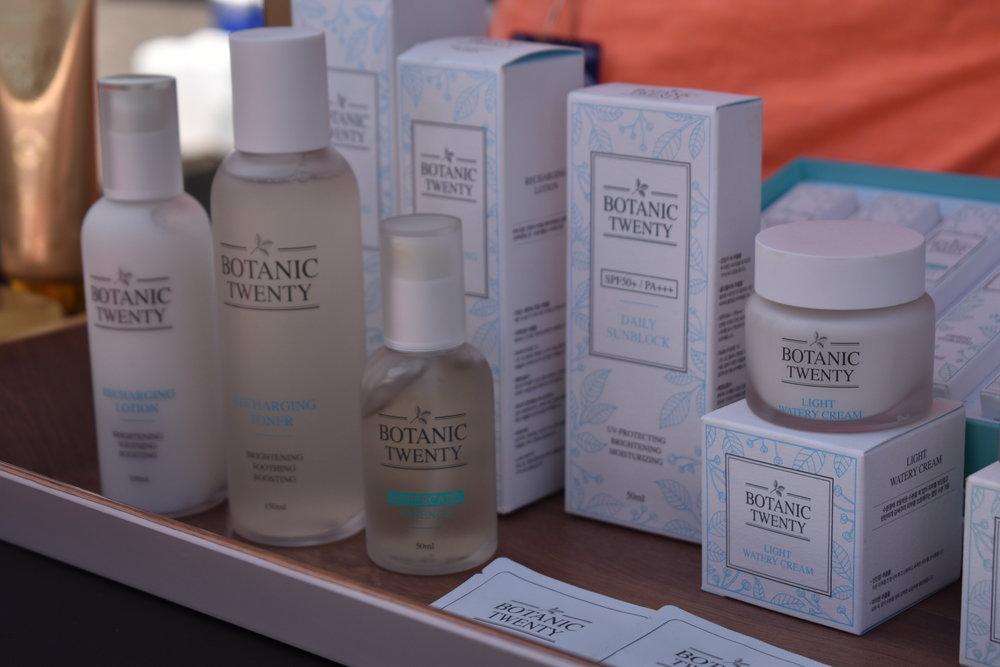 Botanic Twenty products