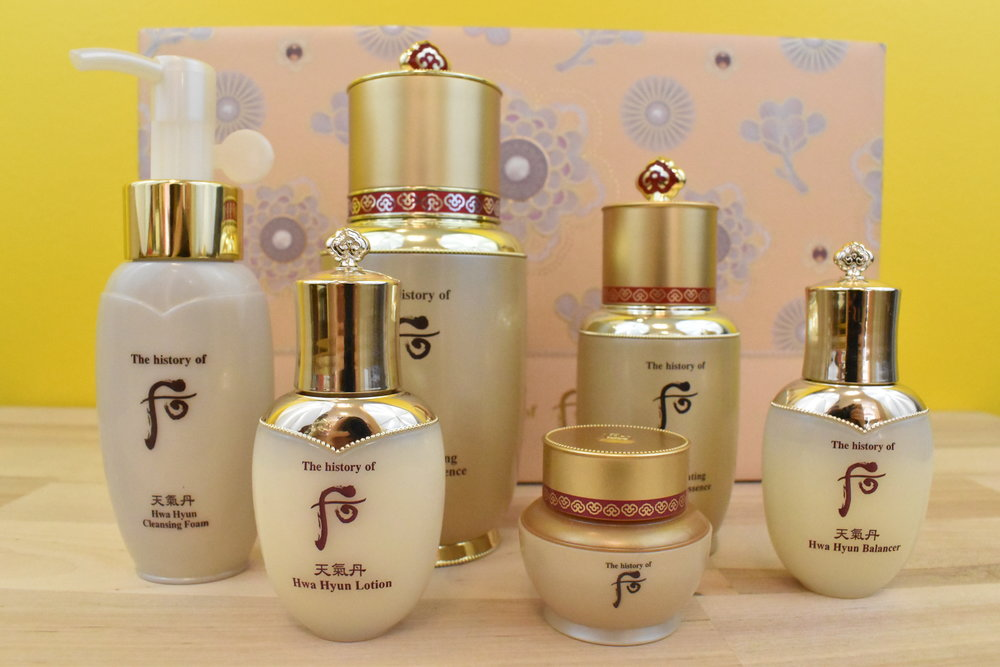 The History of the Whoo Skin Care Kit