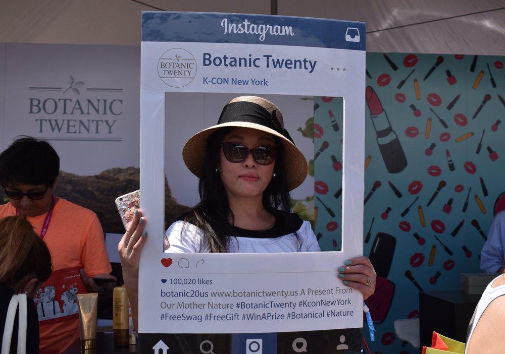 Botanic Twenty Instagram