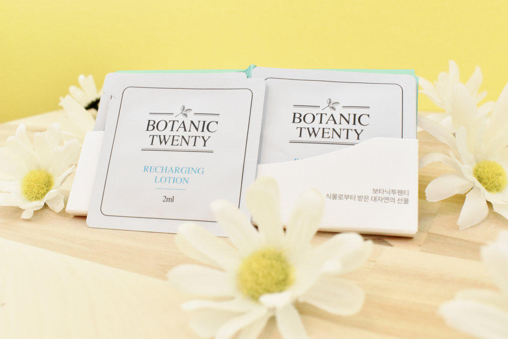 Botanic Twenty Recharging Lotion