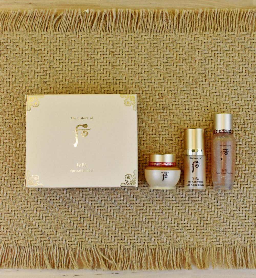History of the Whoo Special Gift Set