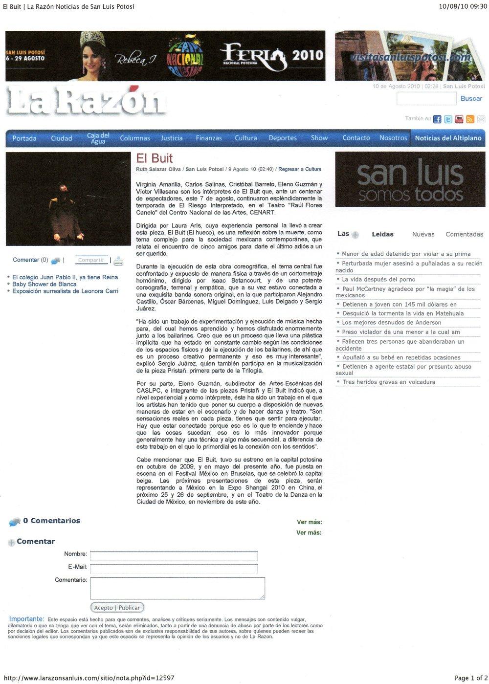 El Buit:La Razón:08:2010.jpg