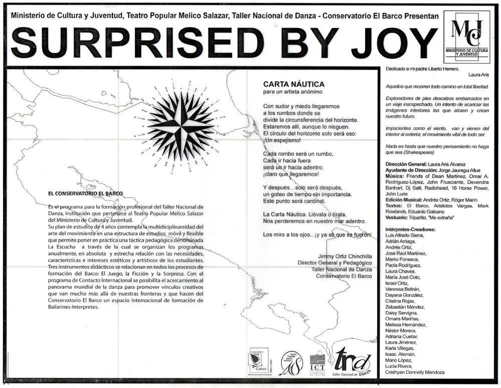 Surprised By Joy Laura Aris