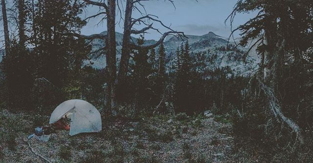 #camping #tent #adventure #wyoming
