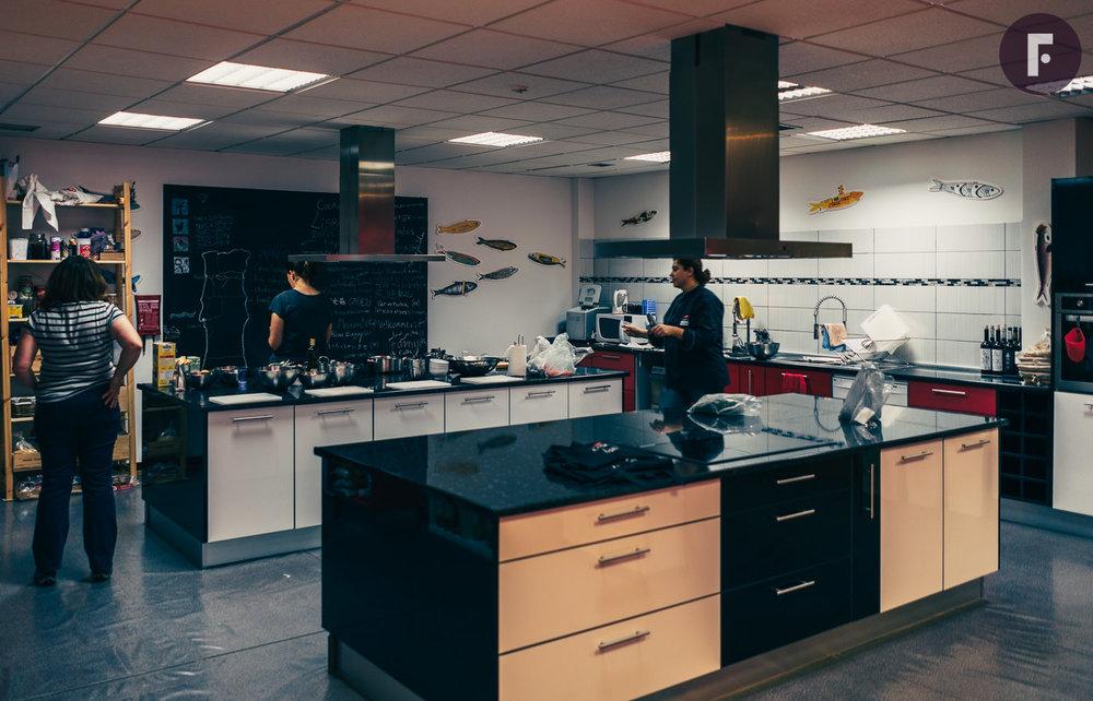 Cooking Lisbon Facilities