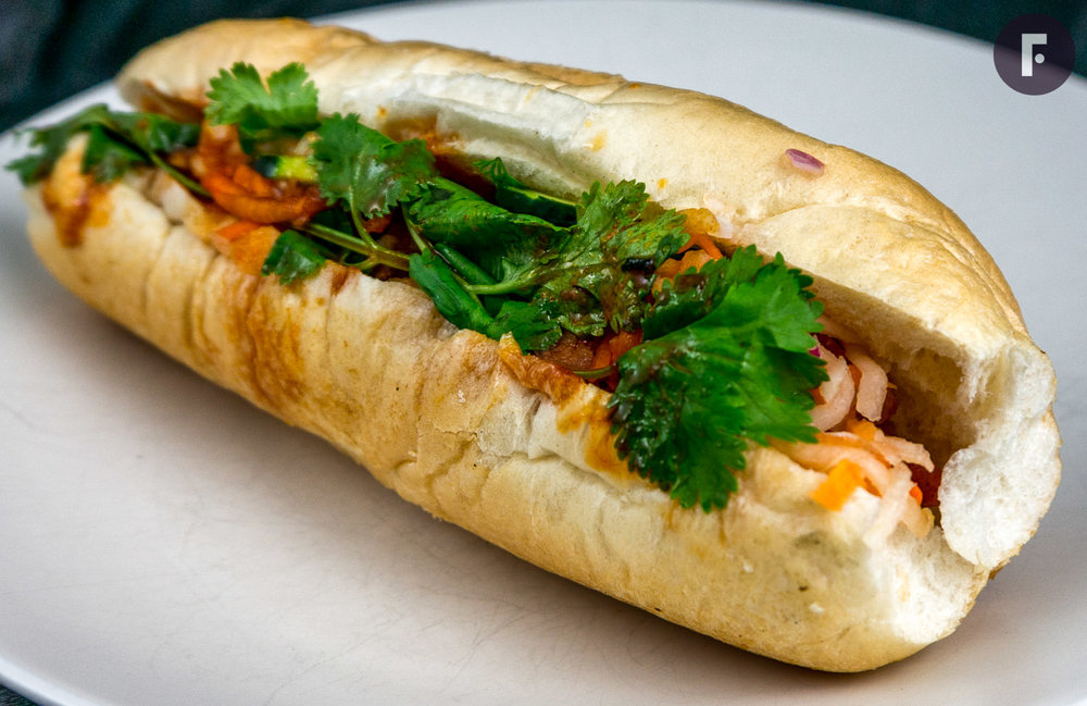 Banh Mi Long Time - Yes it's their name...not mine