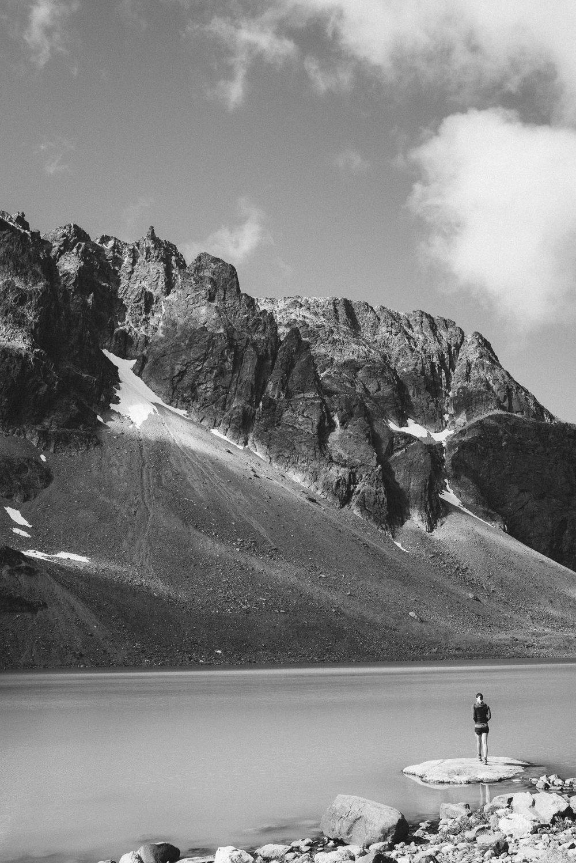 Wedgemount Lake surprise proposal
