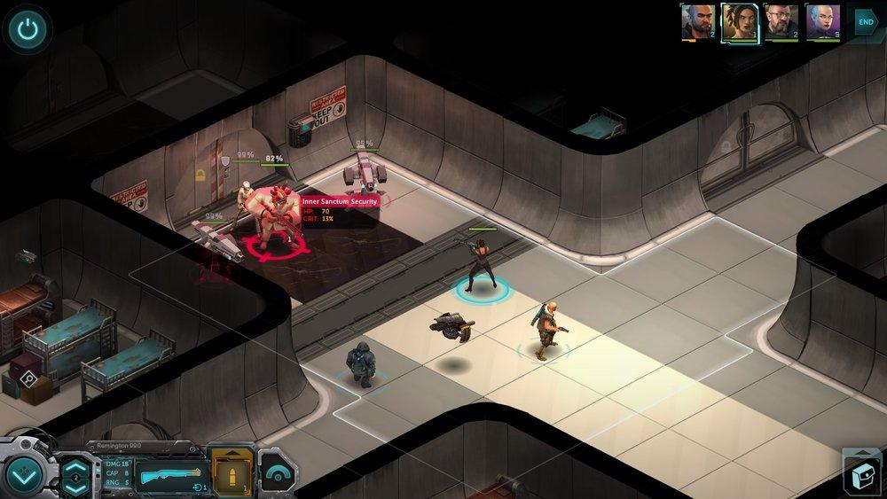 Source: Screenshot from Shadowrun Returns by Harebrained Schemes