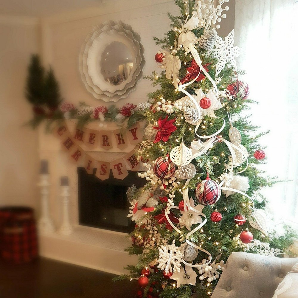 Learn how to spruce for the season. - Click on this photo.