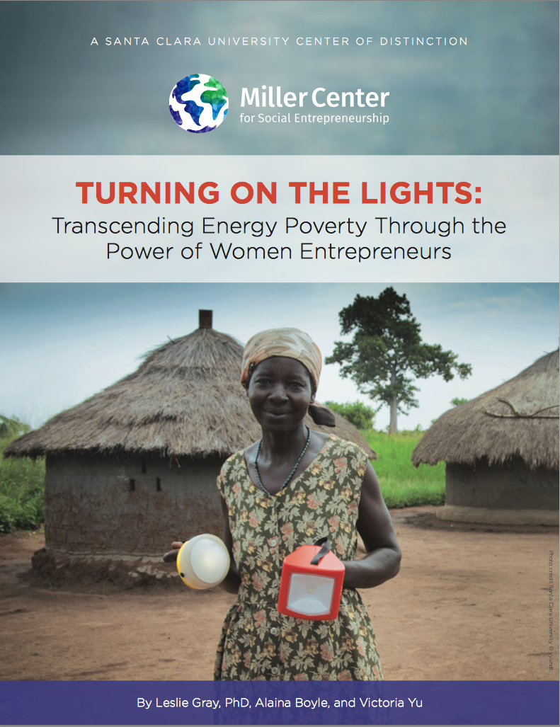 Turning on the Lights: Transcending Energy Poverty Through the Power of Women Entrepreneurs