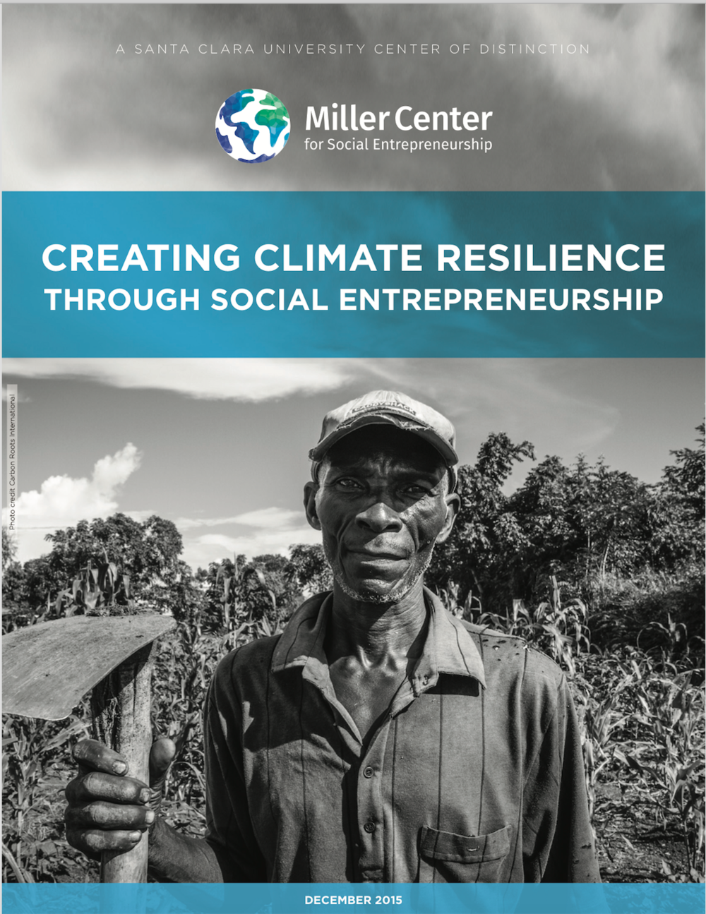 Creating Climate Resilience through Social Entrepreneurship