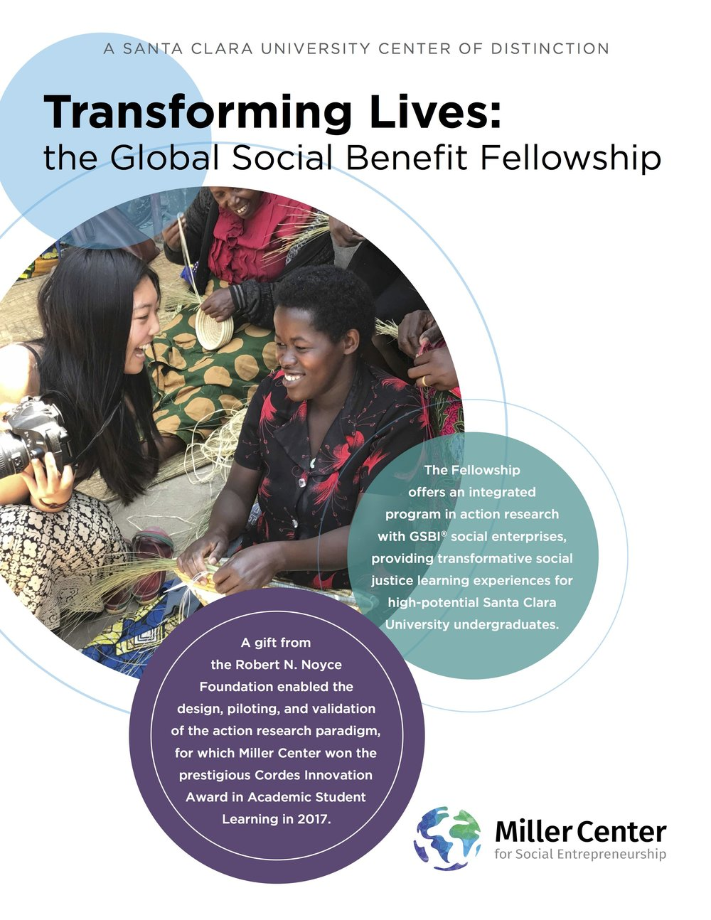 Read about our Global Social Benefit Fellows