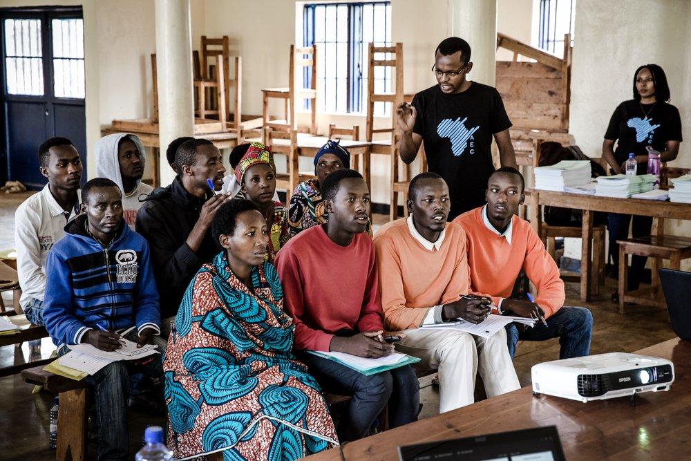 Copy of African Entrepreneur Collective