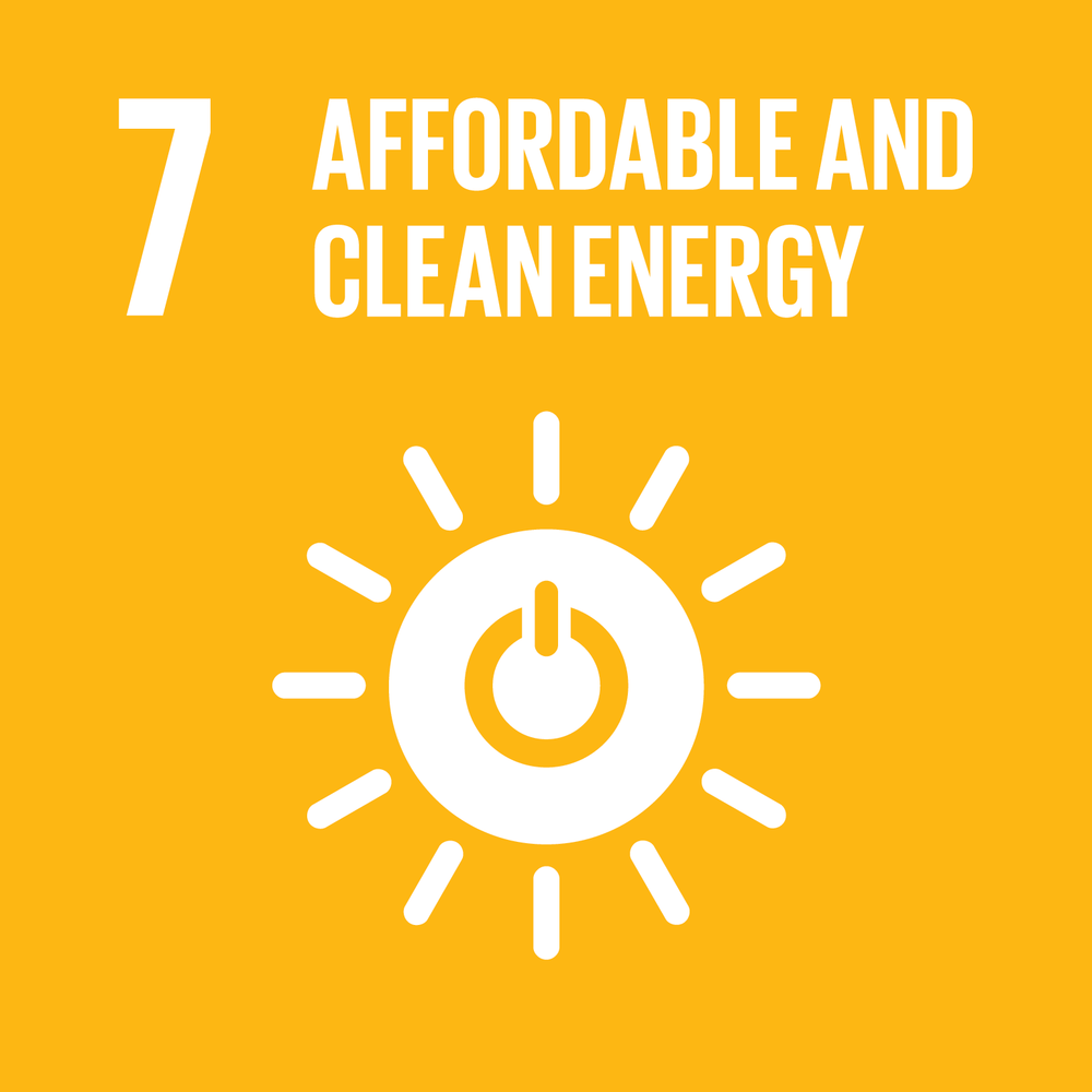 Click here   for more details on Sustainable Development Goal 7: Affordable and clean energy.