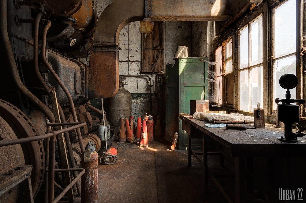 Industrialised -