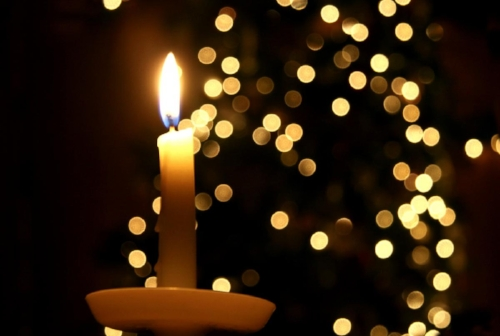 Mountain Vista Bible Church Christmas Eve Candlelight Service at 9:00 AM