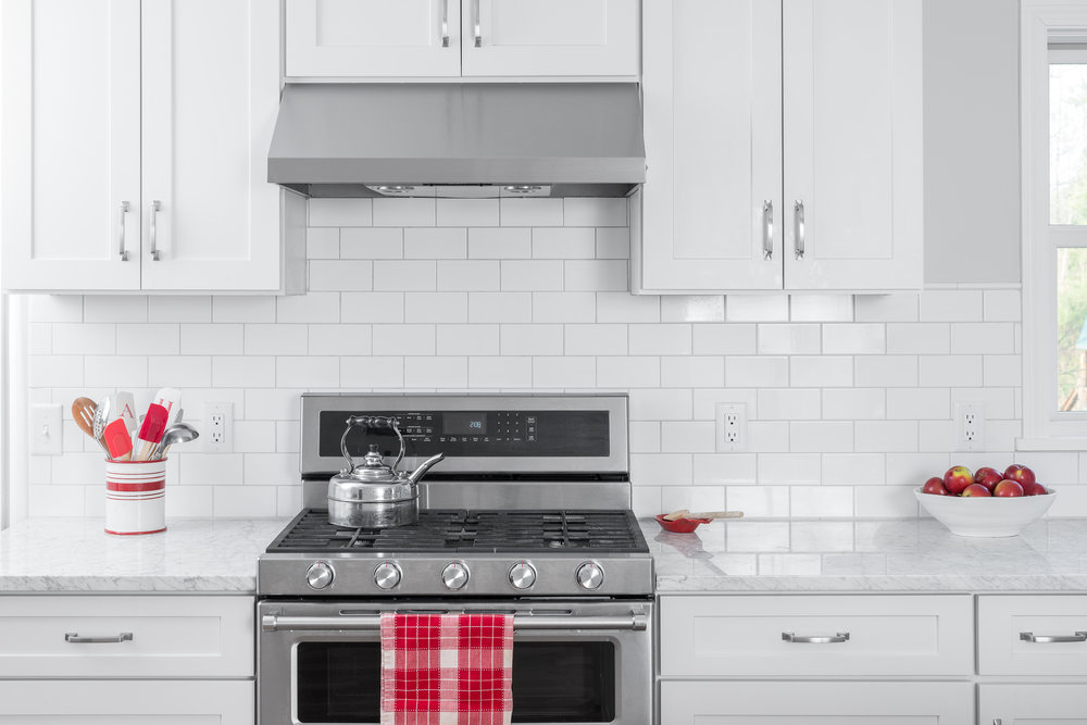 Kitchen Renovation | Traditional Vernacular
