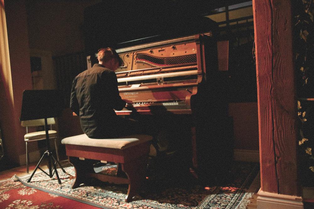 30 août 2014 @ Studio B - Montréal, Canada