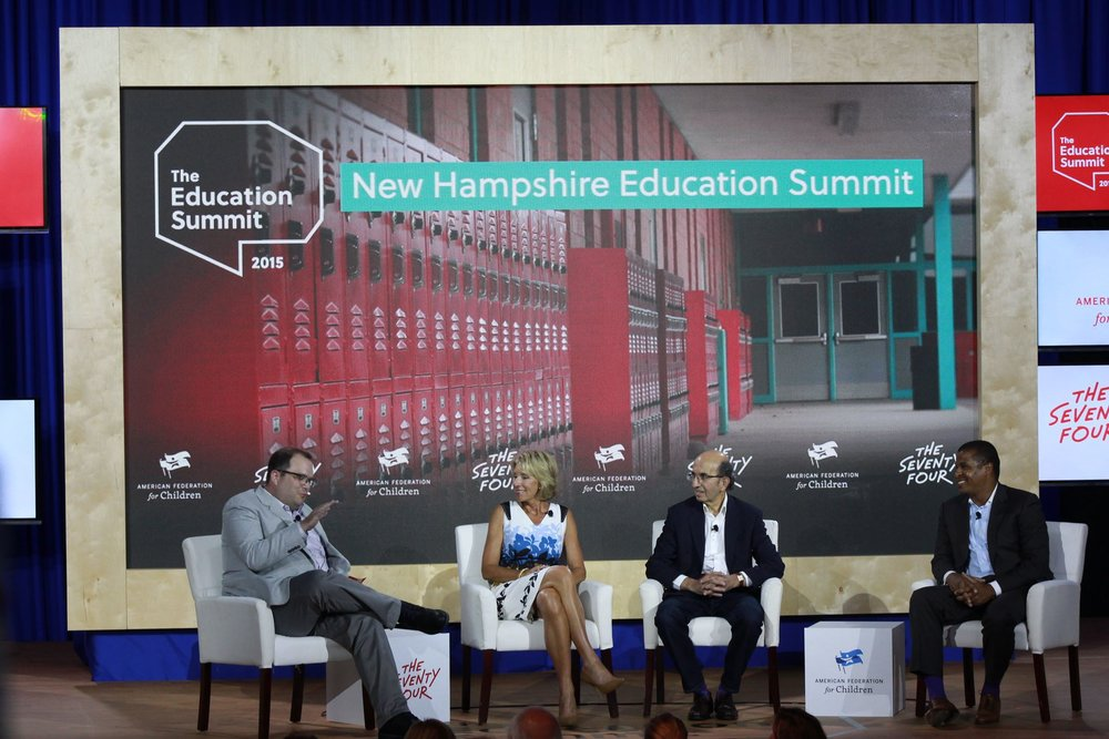 The Education Summit