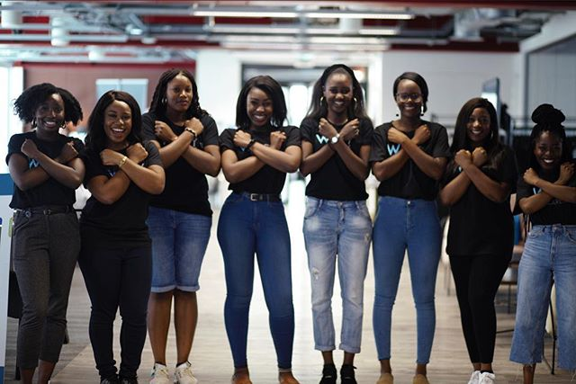 Happy Bank holiday weekend and #wakandaforever from the @wittycareers team😊🙅🏿♀️
