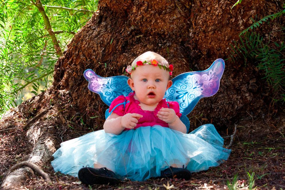 A little fairy.