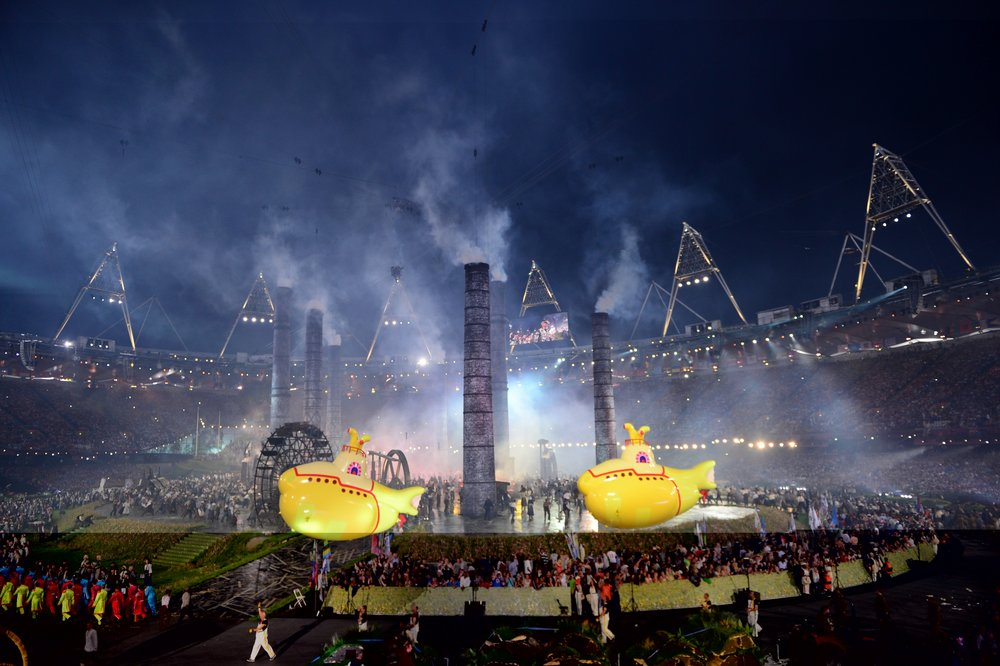 #7 - OLYMPICS OPENING CEREMONY - London