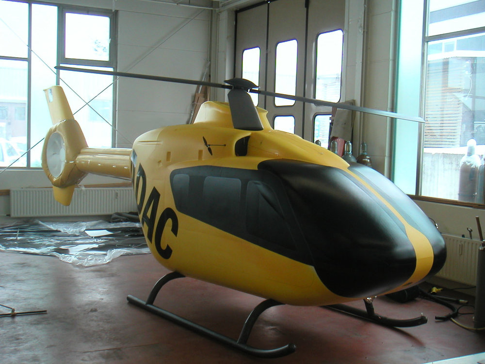 Sonderform · Eurocopter EC 135 · Produktion · 06.JPG
