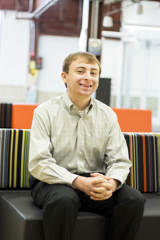 Joe Budd, Development Specialist