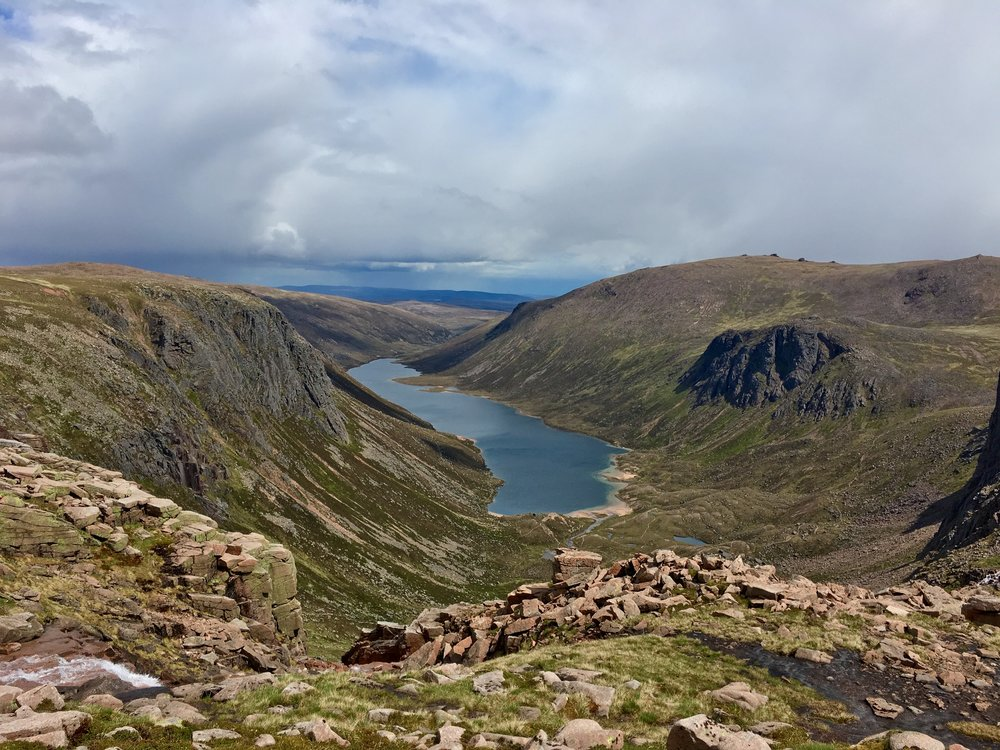 Loch A'an