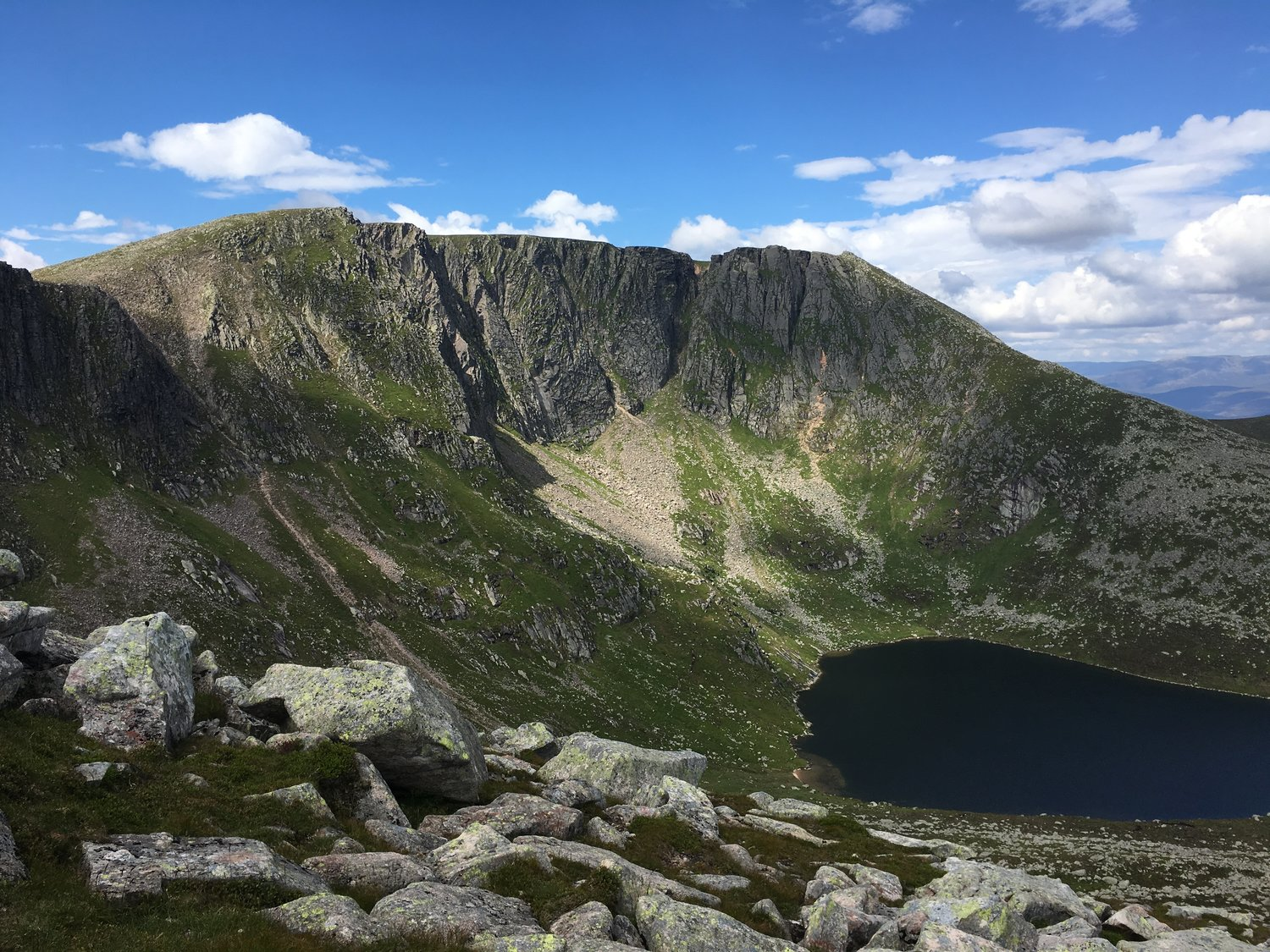 lochnagar and the white mounth munros 2nd june 2019 hillgoers