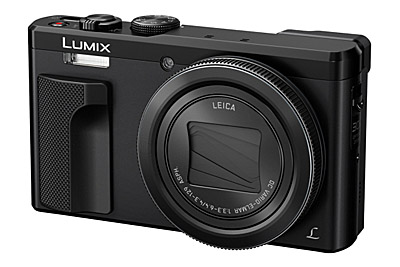 Panasonic DMC TZ80 - £329 - Megapixels: 18Optical zoom (x): 30 – 24 -720mmImage stabilization: YesHD Movie Mode: 4KSize: 112 x 64 x 38 mmWeight (g): 282